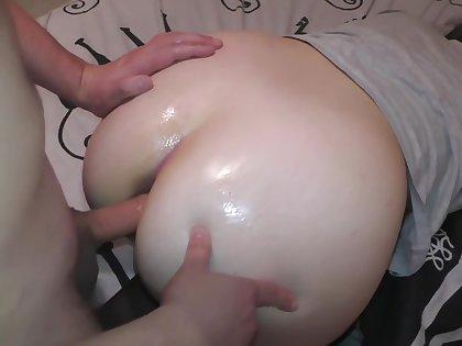 Amateur Anal Sex Step Brother Fucks Sister Teen Big Ass
