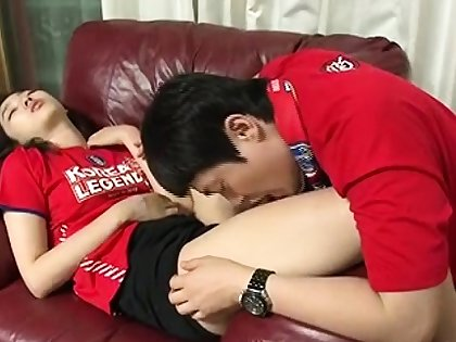 Unprofessional Korean cuple teen fucking in hotel clip 6