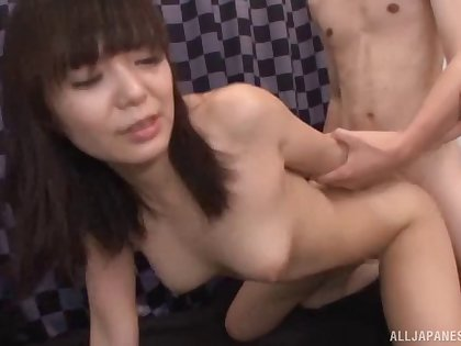 Romantic fucking clubby with nice tits housewife Mei Matsumoto
