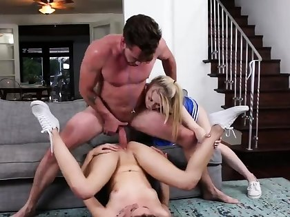 Gangbang orgy hd added to booty revenge Private Tryouts