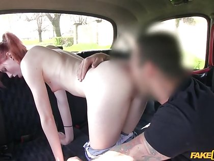 Innocent Teen Takes Beamy Fat Cock